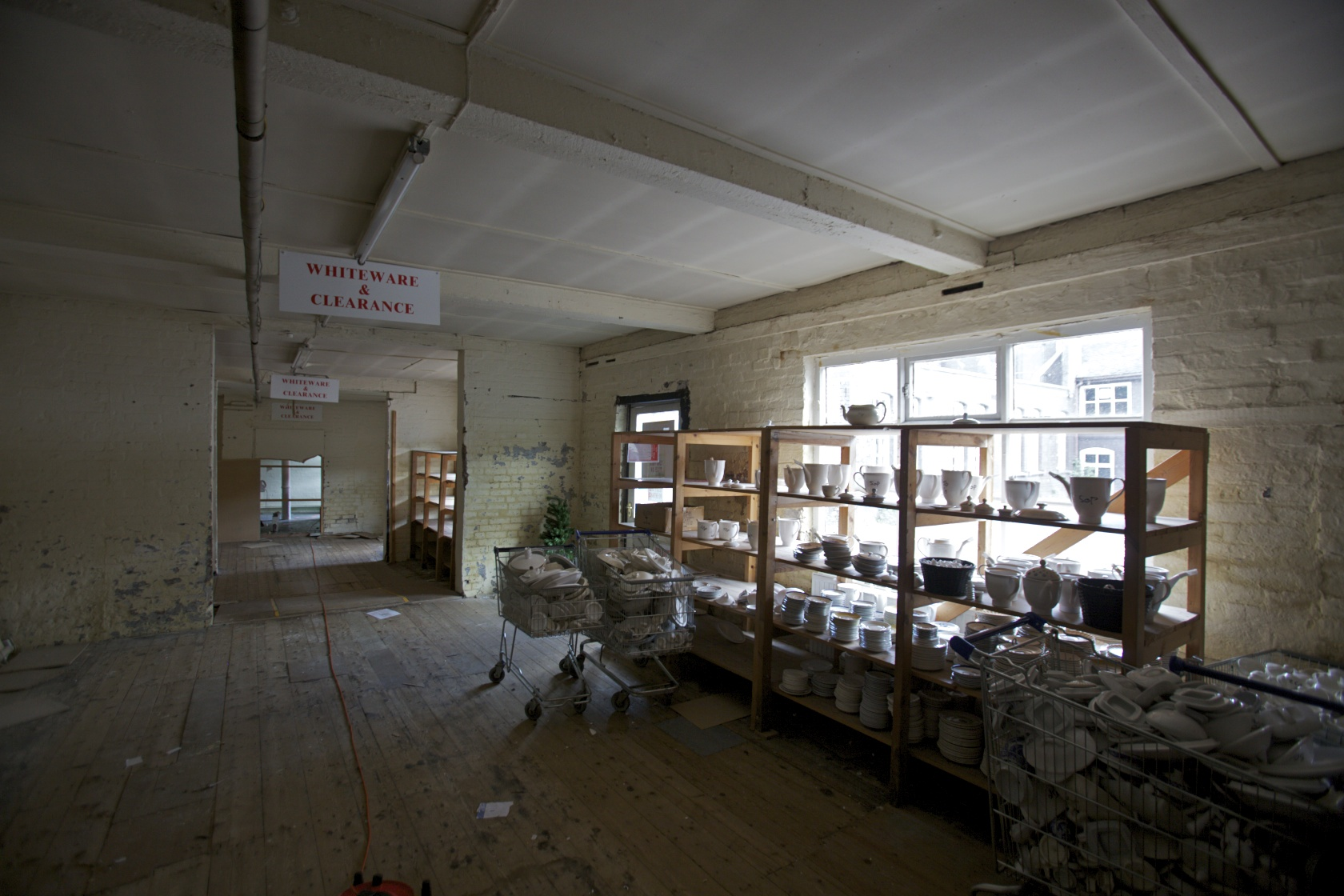 Former Spode Works Stoke Town Urbed