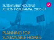 Sustainable Housing Action Programme
