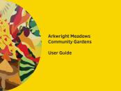Arkwright Meadows Community Gardens - user guide