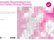 Tameside Decentralised Energy and Zero Carbon Energy Planning