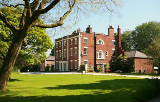 Trafford Hall, near Chester