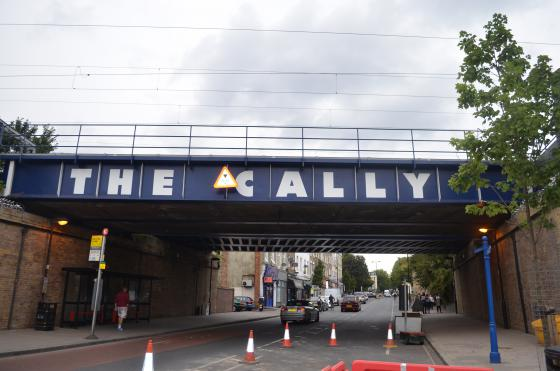 Caledonian Road bridge