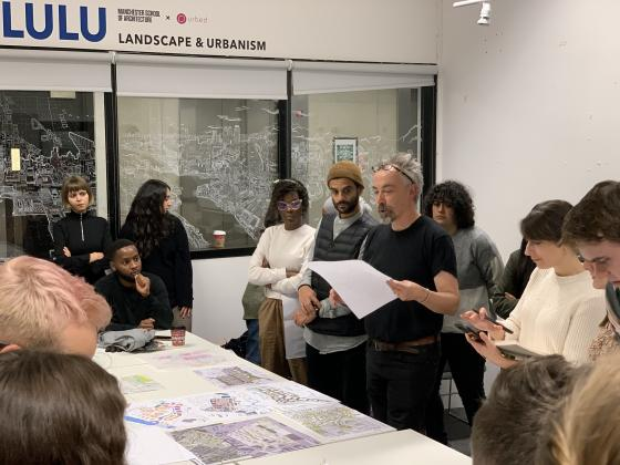 Atelier LULU Y5 + Y6 Masterplanning Workshop