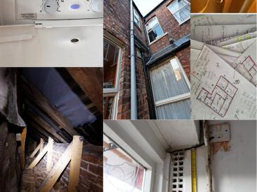 Whole house retrofit surveys