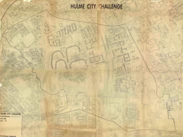 1990 Hulme City Challenge Plan