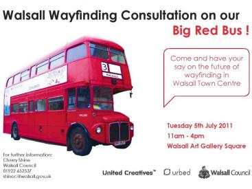 Flyer for Public Consultation