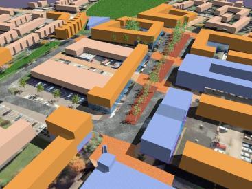 Great Hollands Neighbourhood Centre Masterplan