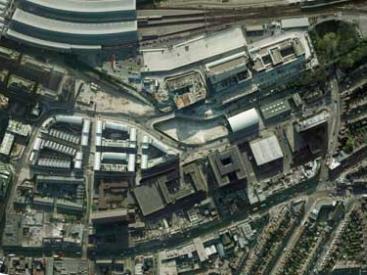 Brighton NEQ Aerial View