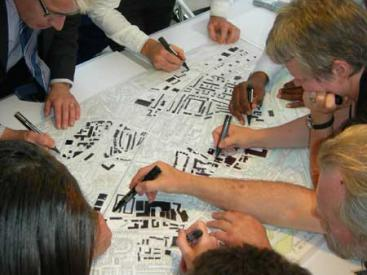 Brentford design for change event