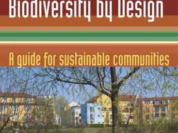 Biodiversity by Design front cover