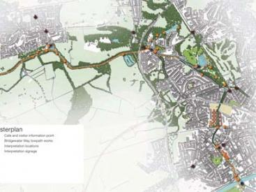 Bridgewater Canal Masterplan