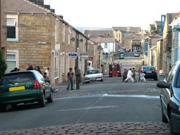 Brierfield Streets