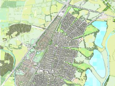 Brookhay Illustrative Masterplan