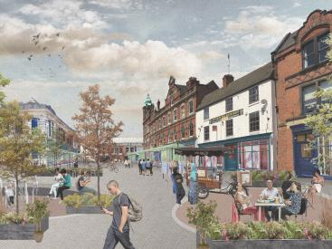 A vision of an enhanced Market Square