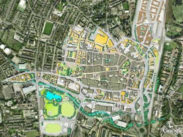 Chesterfield Masterplan June 2009