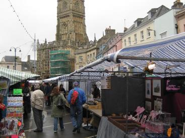 Cirencester Market