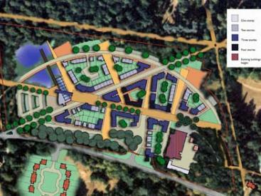 Cliveden Masterplan