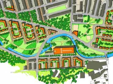 Colne Detailed Masterplan