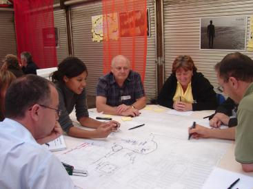 Consultation Round Table discussion
