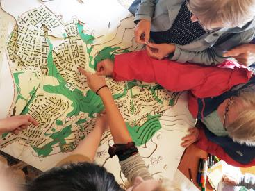 Design for Change Workshops with local residents