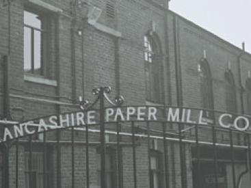 East Lancs, Paper Mill in Radcliffe