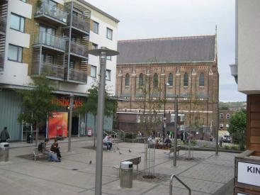 Brighton NEQ new public space