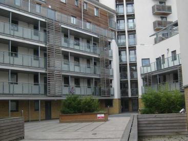 Brighton NEQ internal courtyard
