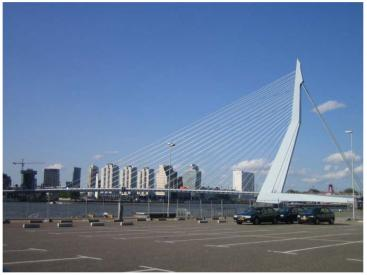 The Iconic Erasmus Bridge