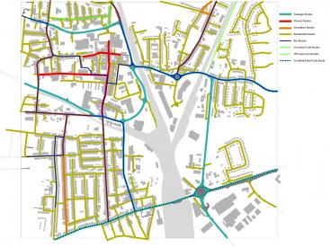 Existing Access plan