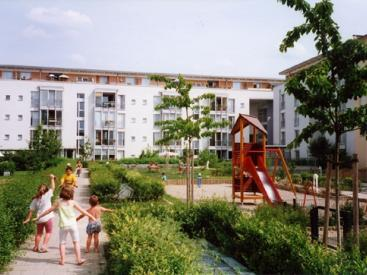 Rieselfeld, Freiburg