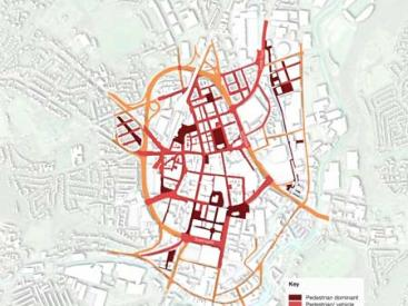 Huddersfield Public Realm Plan