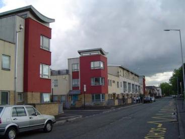 A new housing development by ECD for Places for People