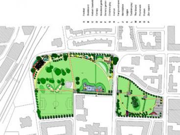 Hulme Park Masterplan