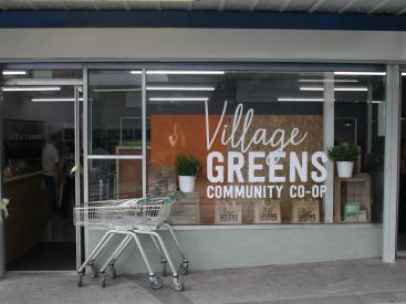 Village Green exterior