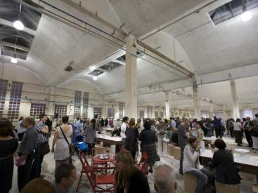 Opening Night of the British Ceramics Biennial