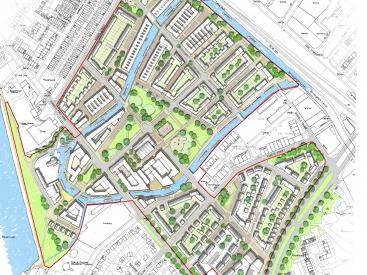 Icknield Port Loop Illustrative Plan