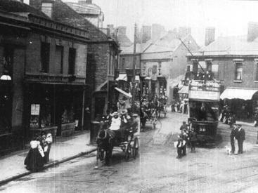 King Street 1890