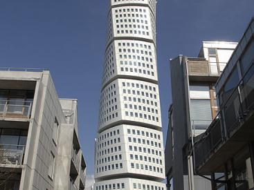 Turning Torso in Malmo