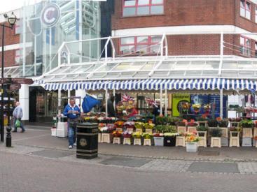 Worcester Market