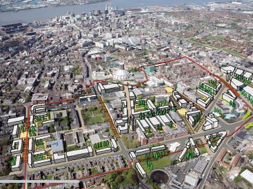 Liverpool University Masterplan