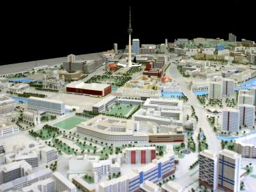 Urban Development Planning Model - Berlin