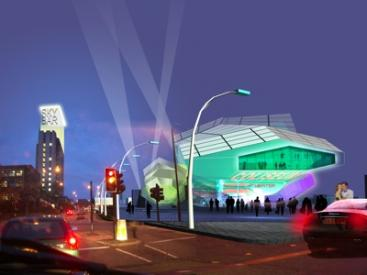 Olhdam West End - Illustration S333 Architects