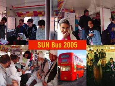 Rochdale SUN Bus