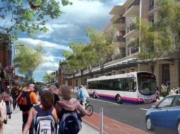 Visual of Bury New Road, Prestwich