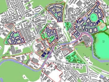 Radcliffe masterplan
