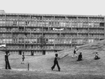 Robin Hood Gardens, London