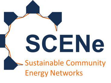 Sustainable Community Energy Networks