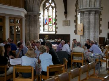 St James Roundtable Event