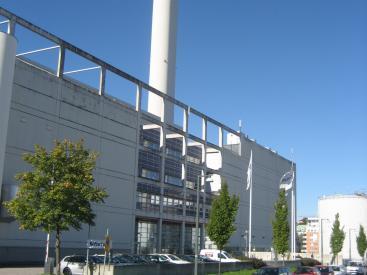 Hammarby power station, Stockholm