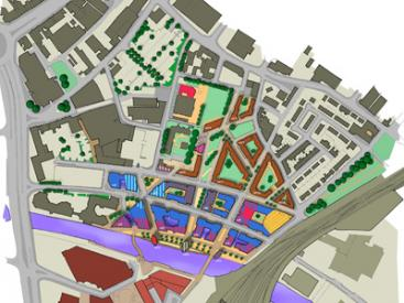 Temple Quay Masterplan